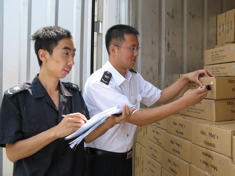 中国への食品輸入における一般的な手続きフローの簡単まとめ