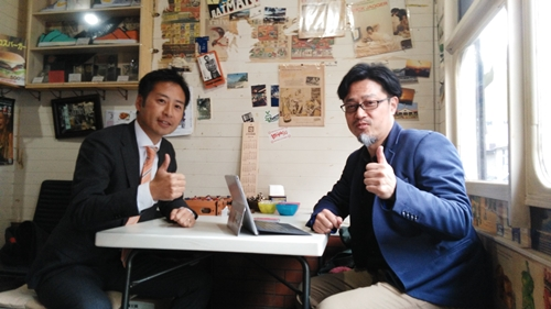 【Switchインタビュー第71回】手計(てばか)仁志氏(1)
