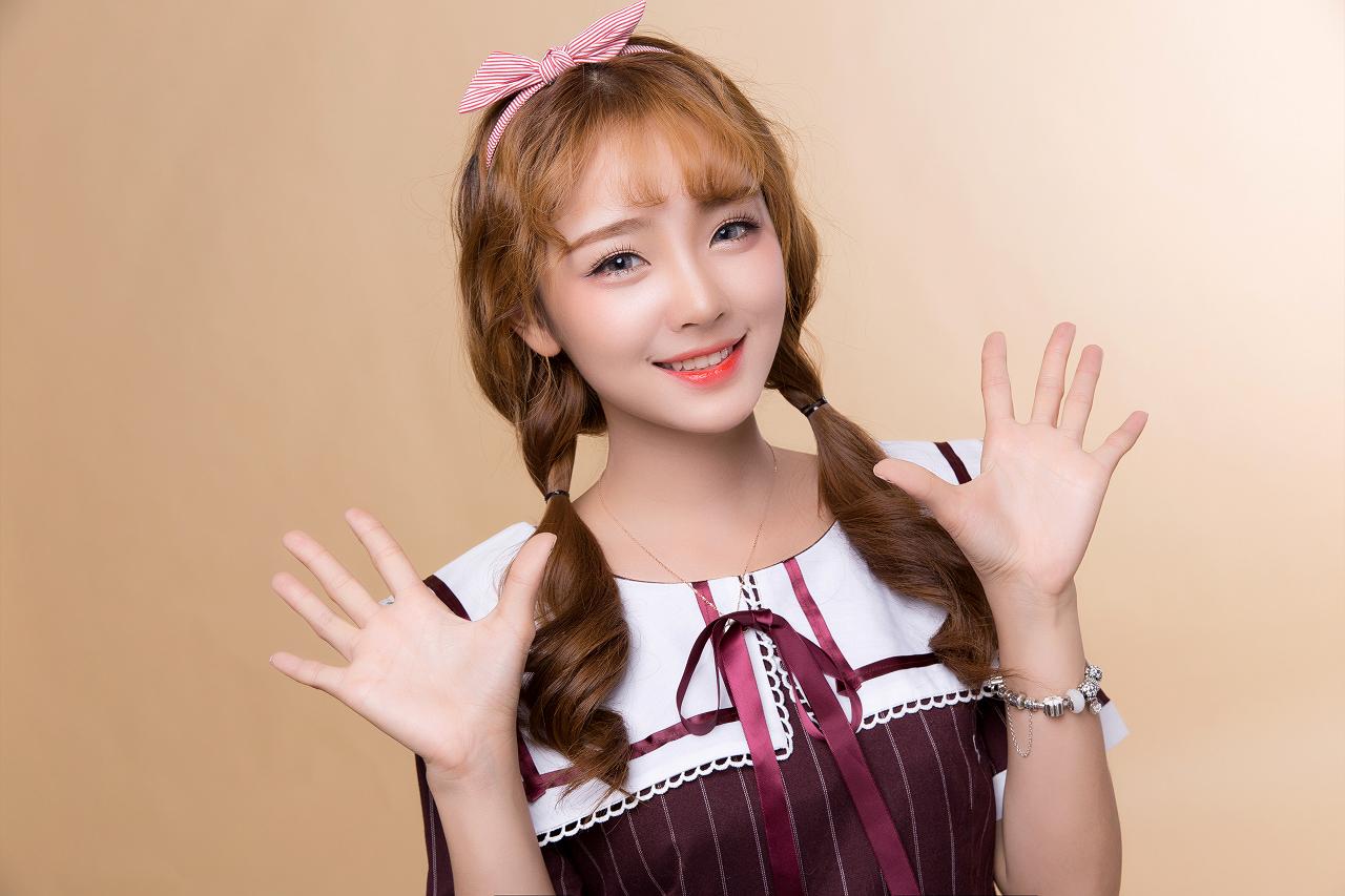 中国のKOL(網紅)でモデルでもある丹婷さん