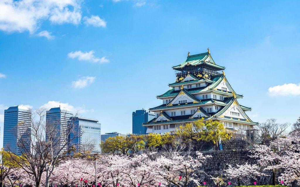 24時間の観光都市大阪