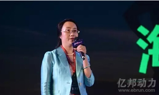 欧速通国际物流联合 創始者 総経理 李威