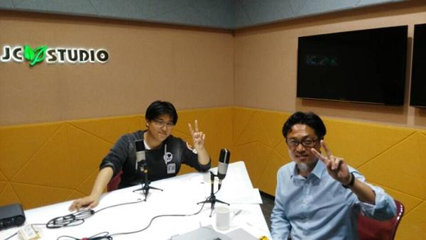 【Switchインタビュー第76回】ラジオパーソナリティ 時津弘 2