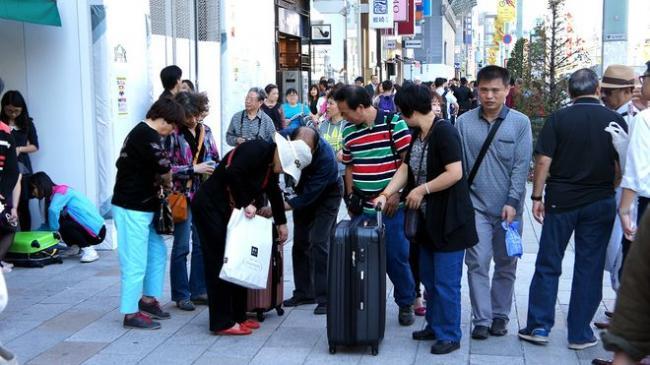 中国インバウンド対策のための基礎知識 - 2014年訪日中国人数
