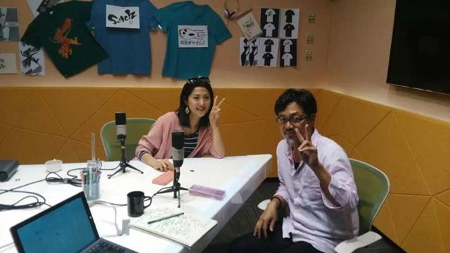 【Switchインタビュー第81回】上海外語チャンネル キャスター 小森歩1